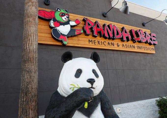 Panda Libre