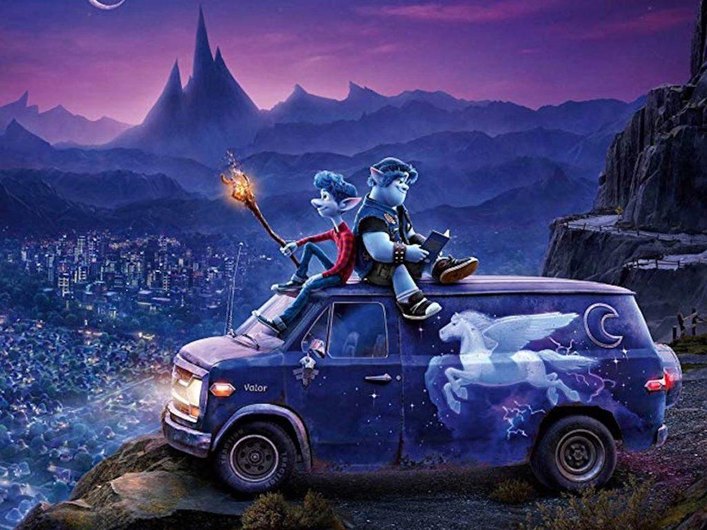 Disney And Pixars – Vanicorn Copyright